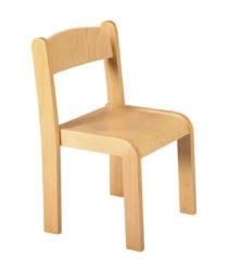Scaun grădiniță lemn Donald 1
