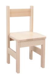 Scaun grădiniță lemn Donald 2