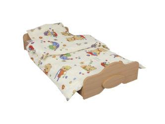 Set lenjerie pat grădiniță