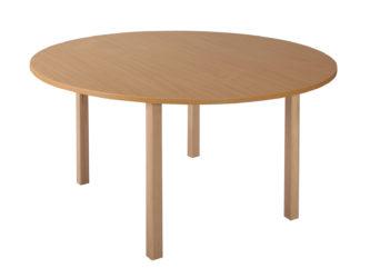 Masă rotundă Basm de 120 cm, lemn