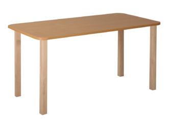 Masă dreptunghiulară Basm, lemn