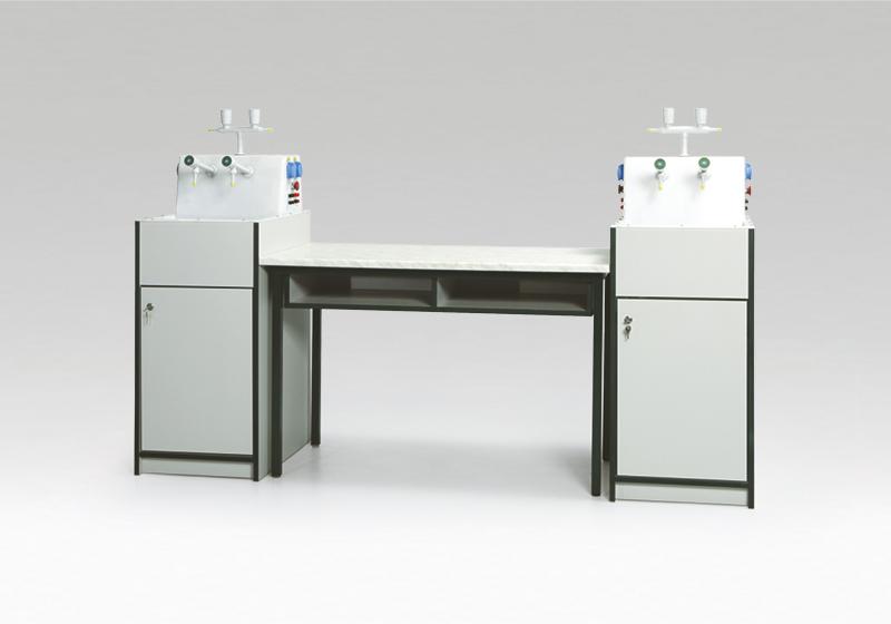 Bloc energetic și dulapuri laborator