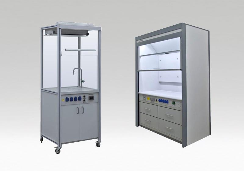Nișe laborator