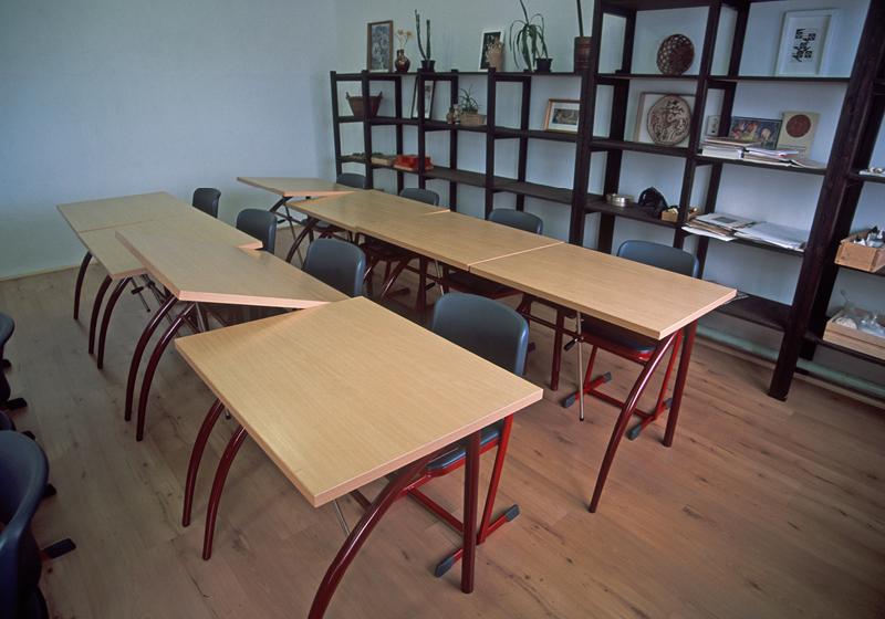Mobilier atelier de artă