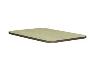Blat de masă din PAL melaminat, 120x50 cm