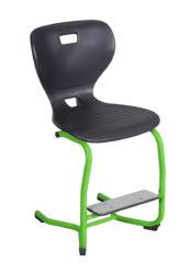 suport picioare reglabil, șezut plastic