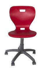 scaun rotativ, cochilie plastic