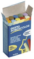 Cretă colorată Giotto 10 bucăți