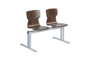 Rând scaun Soliwood 2 pers.