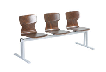 Rând scaun Soliwood 3 pers.