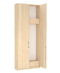 dulap clasic cu 2 uși pt hărți