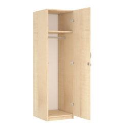 dulap cu încuietoare, 1 ușă, 1 poliță