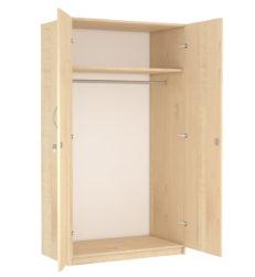 dulap cu încuietoare, 2 uși, 1 poliță