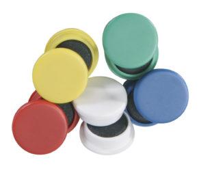 Magnet tablă 30 mm, 10 bucăți