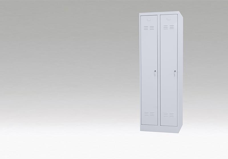 Dulap metalic vestiar ușă lungă