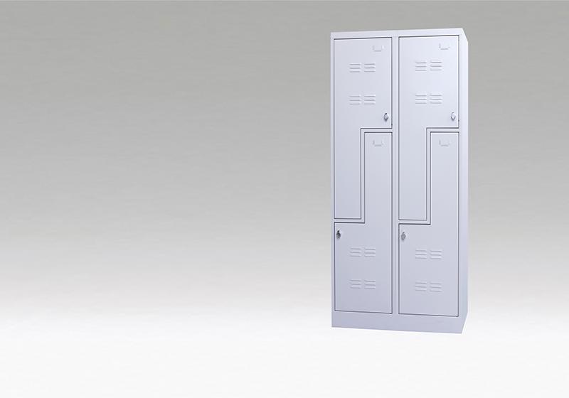Dulap metalic vestiar ușă Z