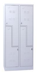 metalic, cu ușă Z, de 4 persoane